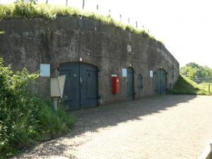 Bomvrij gebouw Fort Everdingen
